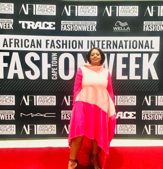 Pret a Fab on the red carpet at Cape Town Fashion Week