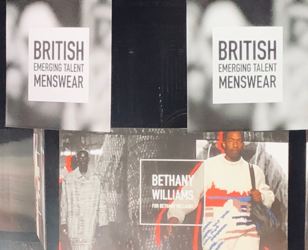 British Emerging Talent- Menswear